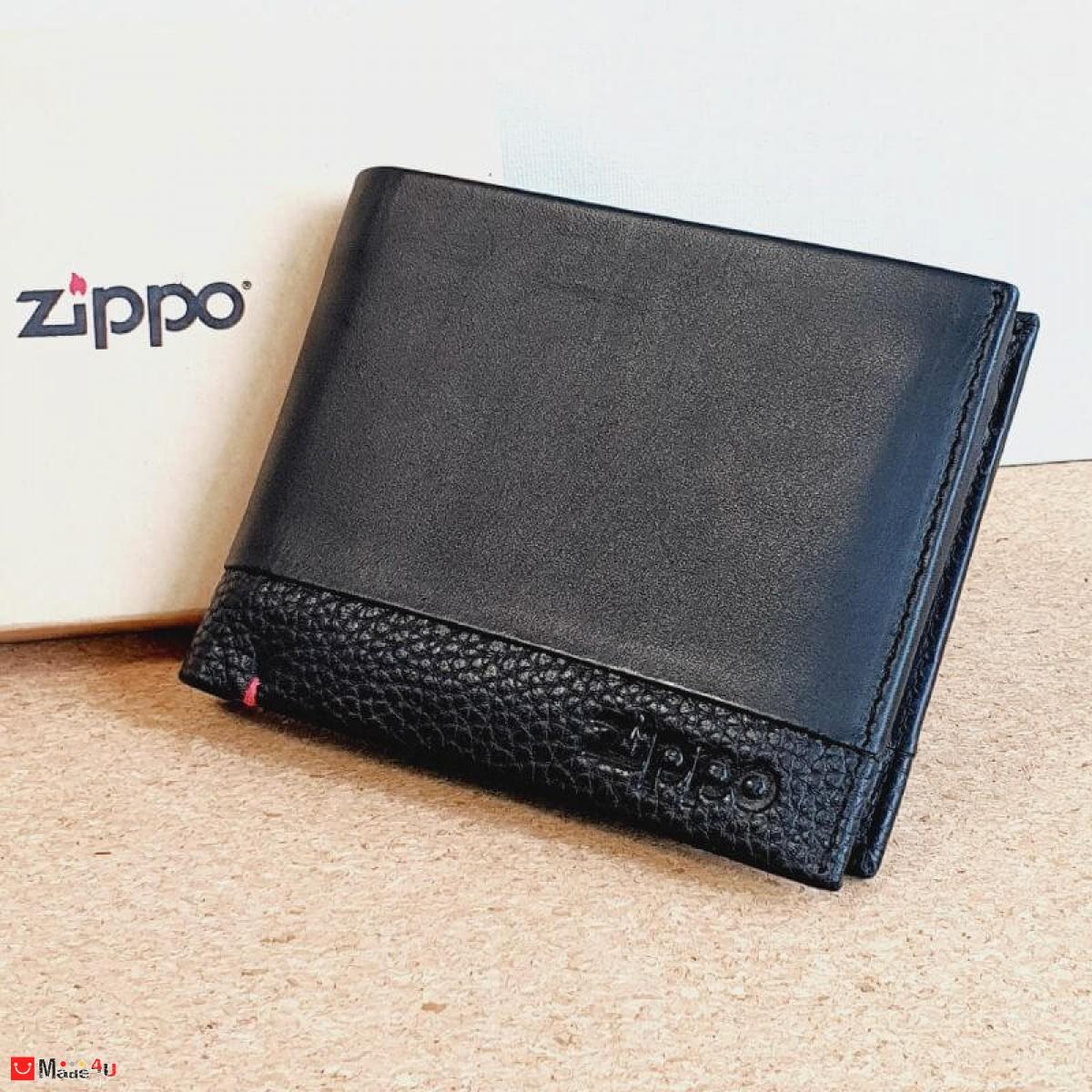 Мъжки Портфейл Zippo