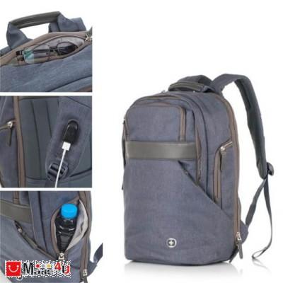 Бизнес Раница 18л за лаптоп с USB кабел