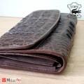 Портфейл от истинска Крокодилска кожа